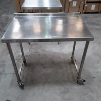 Used Stainless Steel Table (9995)