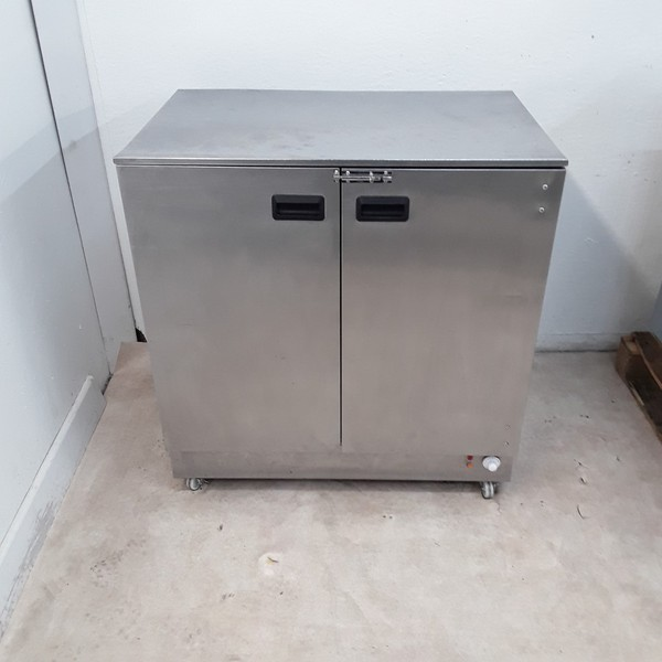 Used Hot Cupboard Trolley (9996)