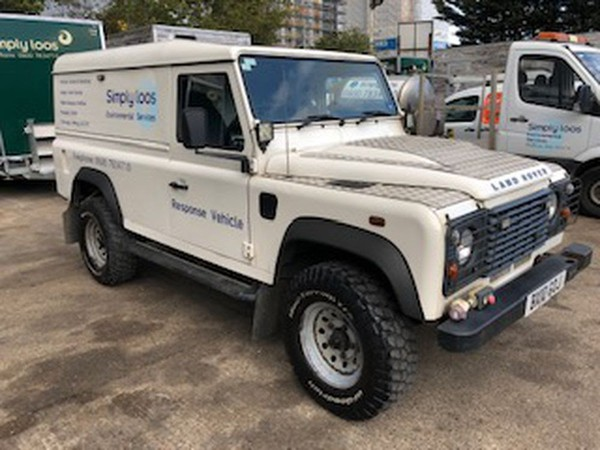 Land Rover Defender Essex
