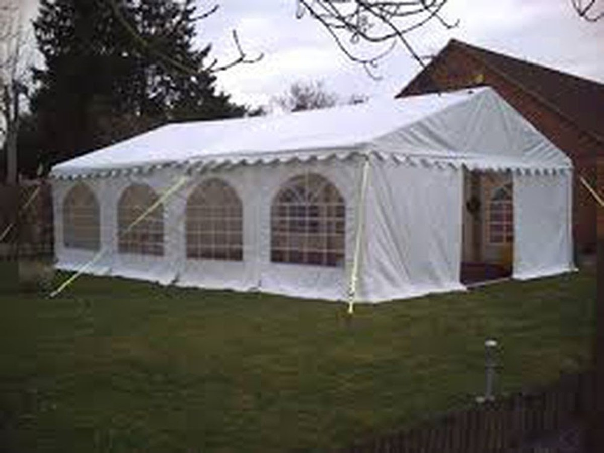 Curlew Secondhand Marquees Framed Marquees Over 6m And