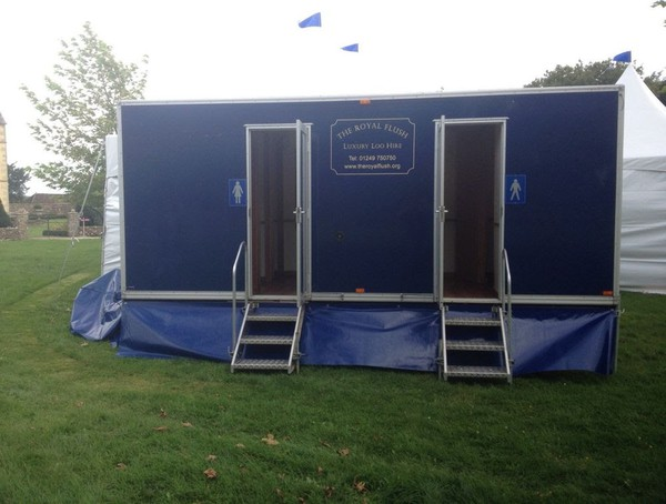 3 + 1 Luxury Toilet - Dunbar, East Lothian