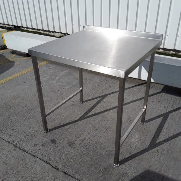 85cm stainless steel table for catering