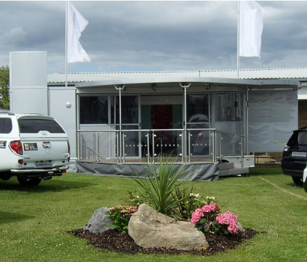 exhibition trailers for sale in Kent