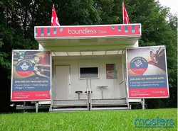 Mindy - 4.6m Exhibition Trailer Low Height - Kent