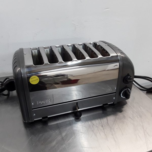Used Dualit E269 6 Slot Toaster
