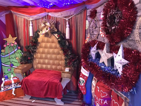 Santa throne for sale