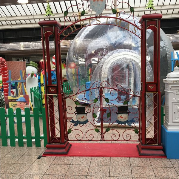 Giant Snow Globe For Sale