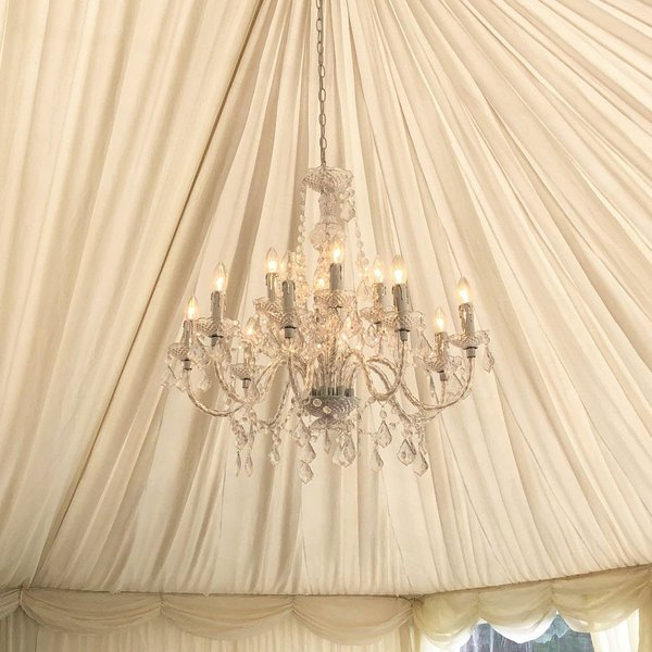 Crystal Chandeliers - Wiltshire