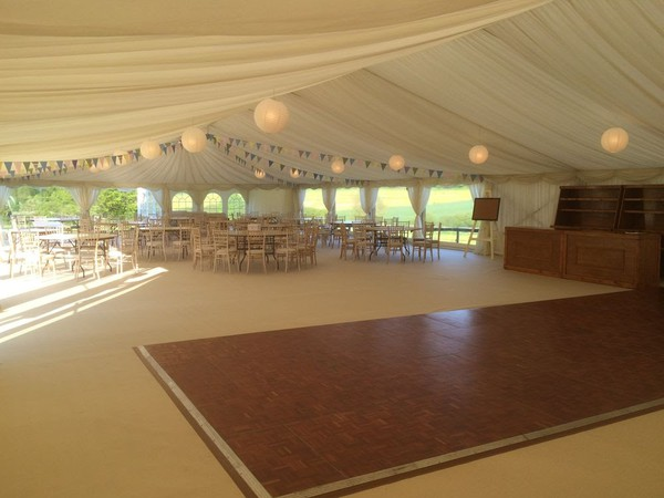 Marquee Dance floor Paraquet