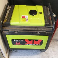 Pramac P4500i Inverter Generator 4.3kva Petrol Silenced Generator - Shropshire
