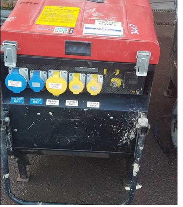 Second Hand 6kva Generators for sale