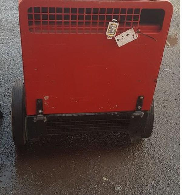 Buy Pramac P6000 Diesel Generator 6Kva West Midlands