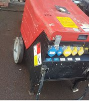 2x Pramac P6000 Diesel Generator 6Kva (1692 hours) - Coventry, West Midlands