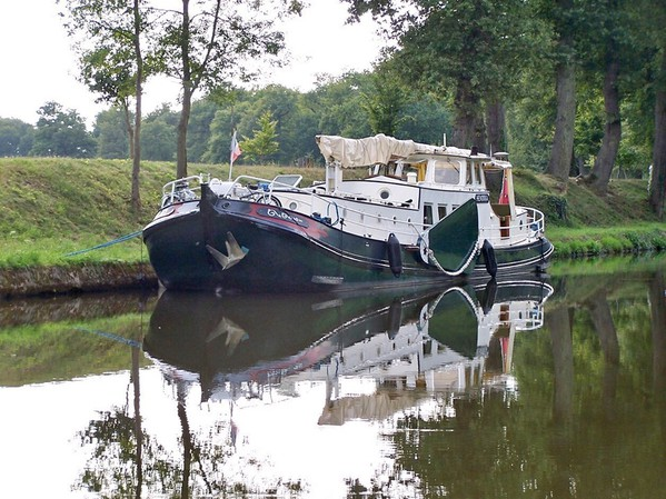 1920 Built Dutch Barge For Sale