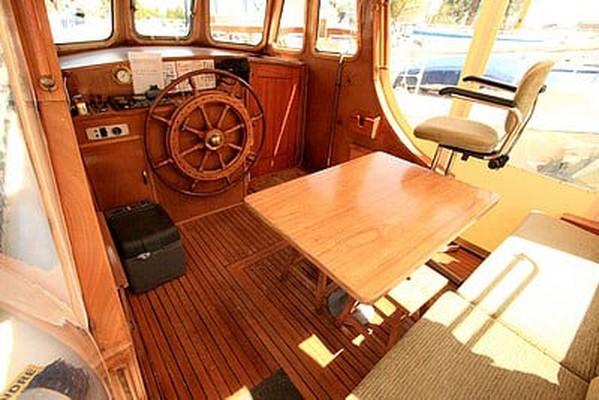 Used Dutch Barge
