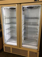 Refurbished Shop Display Freezer for sale