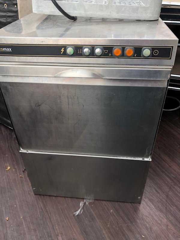 Hobart Ecomax Dish / Glass Washer - Newhaven, Sussex