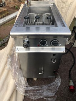 Ambatch 3 Basket Pasta Boiler Gas - Newhaven, Sussex