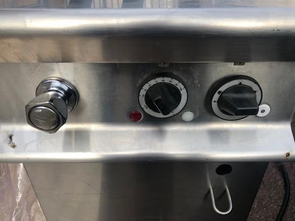 Second Hand Ambatch 3 Basket Pasta Boiler Gas