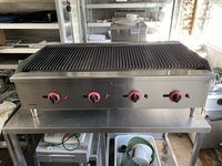 Brand New 1200mm Gas Chargrill