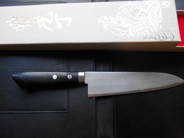 Masutani VG-10 Chef's Knife 180mm - Surrey