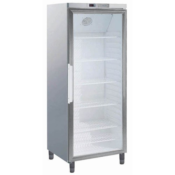 Electrolux Upright Glass Door Display Fridge