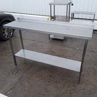 Used Stainless Steel Table (10047) - Bridgwater, Somerset