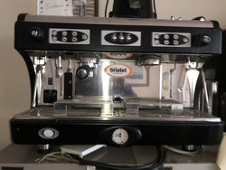 2 Group Coffee Machine With Grinder Demo Model - Newhaven, Sussex