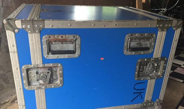 Buy Blue Robust Flight Case