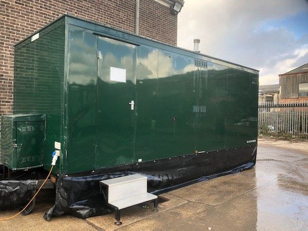 toilet trailer for sale east yorkshire