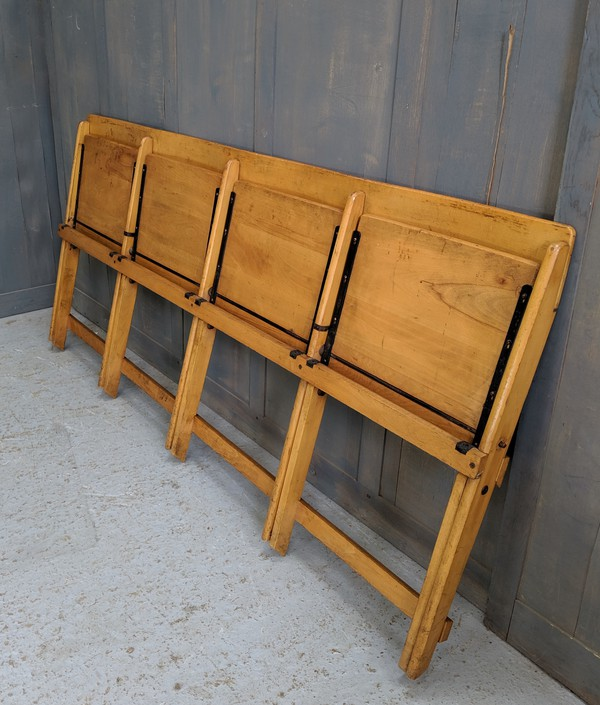 Folding Vintage Benches Surrey