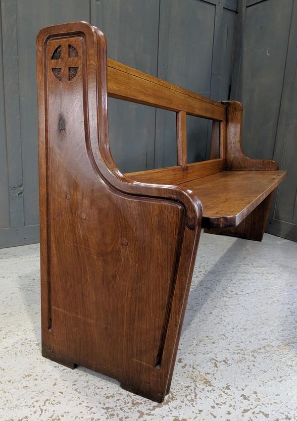 Used Chapel Pews Vintage