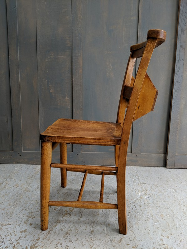 Vintage Church Chairs for sale