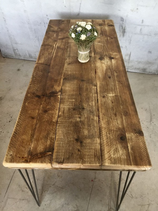 Reclaimed Wood Tables For Sale