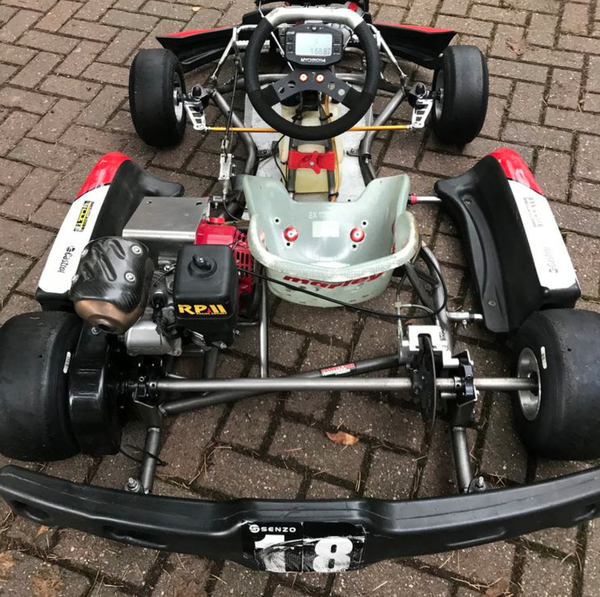 Project One Air 2015 /Cadet Kart