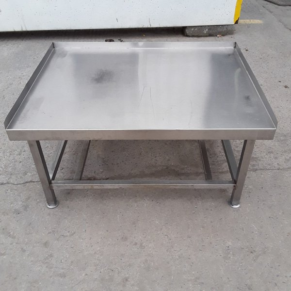 Used Stainless Steel Stand (10067) - Bridgwater, Somerset