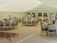 Joblot Gold Cheltenham Banqueting Chairs For Sale