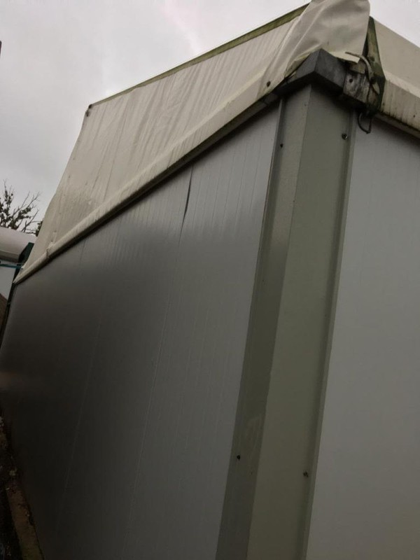 5m bay marquee