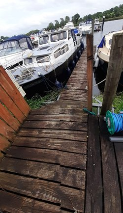 30ft Steel Barge And Cabin - Spalding, Lincolnshire