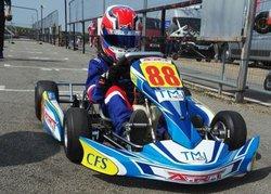 Buy Petrol Project One 2017 Cadet Kart - Brandon, Suffolk