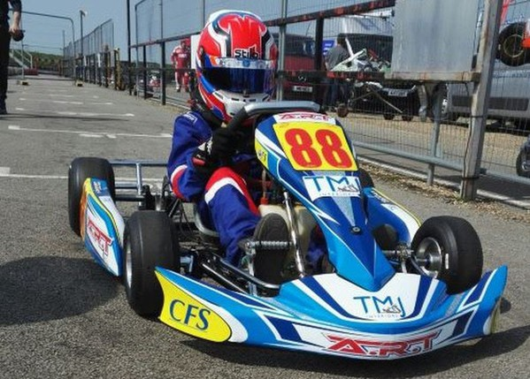 Buy Petrol Project One 2017 Cadet Kart - Brandon, Suffolk