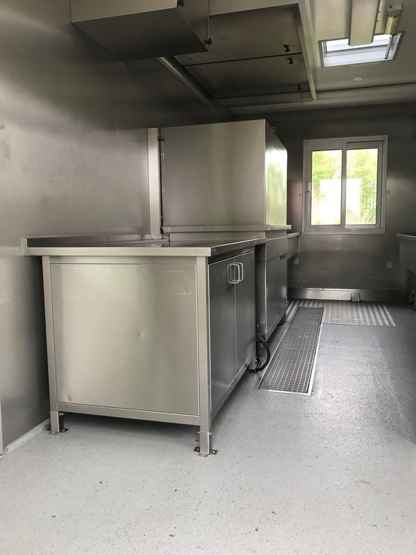 Portable Kitchen Cabins For Sale