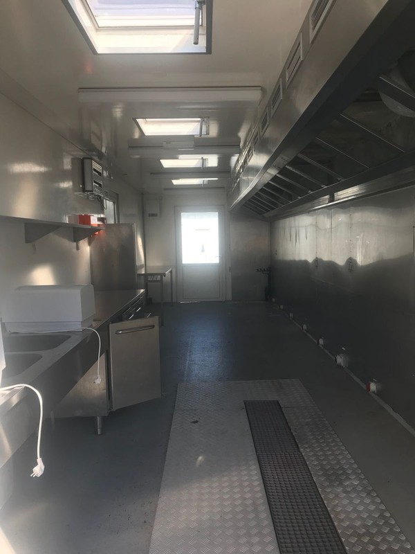 Used Kitchen Cabins