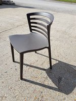Sintesi Venezia Chairs in Black