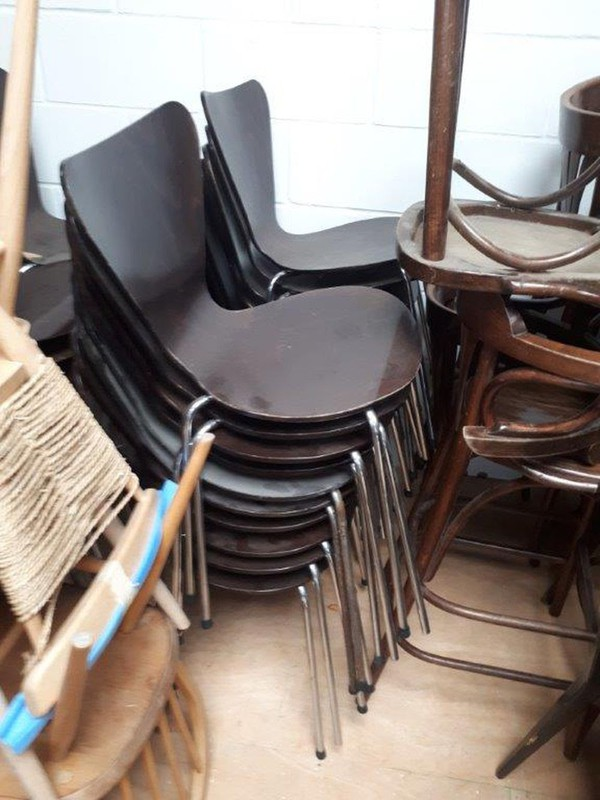 Ant Style Second Hand Chairs For Sale