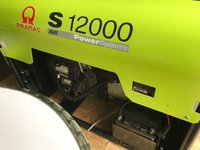 Pramac S12000 Petrol Generator