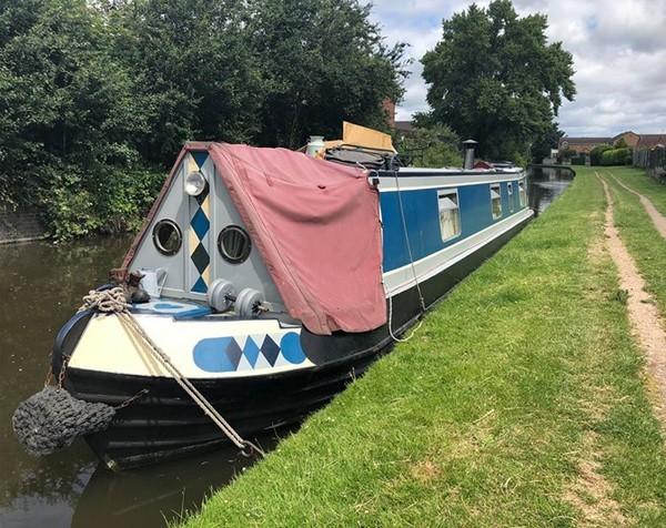 1989 Narrowboat for sale