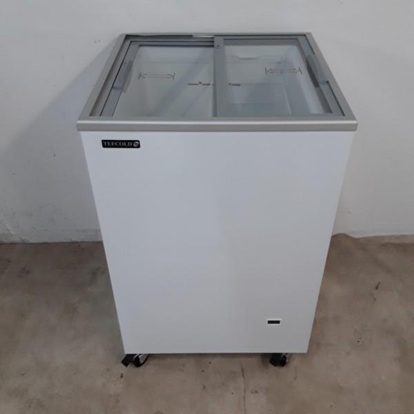 Tefcold ICB100SC Ice Cream Display Freezer