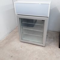 New B Grade Tefcold UF100GCP Display Freezer (10105) - Bridgwater, Somerset