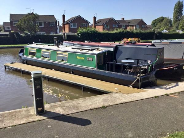 Buy Narrowboat Shropshire